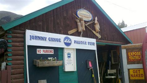 Johnny Canoes by Johnny Canoe Paddle Lakes Colorado Leadville Today