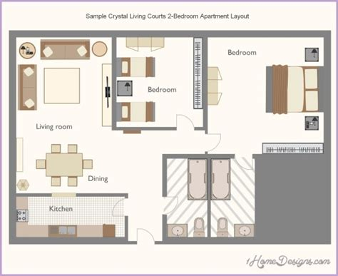 furniture layout homedesignscom