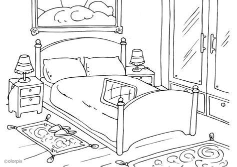 description de la chambre de gogh disegno da colorare da letto cat 25998