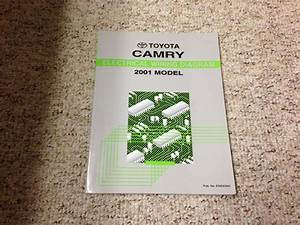 2001 Toyota Camry Electrical Wiring Diagram Manual