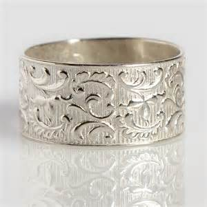 wedding band for wedding bands for silver - Silver Wedding Band Womens