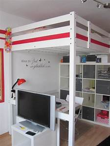 Ikea Stora Hochbett : ikea hochbett stora weiss in m nchen ikea m bel kaufen und verkaufen ber private kleinanzeigen ~ Orissabook.com Haus und Dekorationen