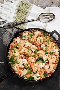 easy seafood paella recipe dinner recipes seafood