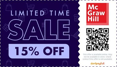 mcgraw hill professional coupons   promo code