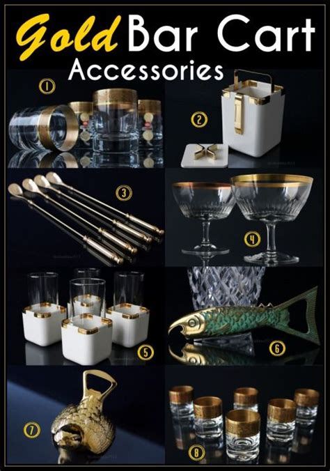 Home Bar Accessories Shop by 168 Best Bar Cart Barware 183 Cocktail Shakers Bar