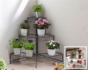 Support Plante Intérieur : etageres pour plantes ~ Teatrodelosmanantiales.com Idées de Décoration