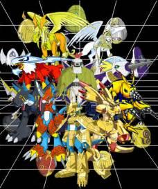 Digimon Armor Digivolve
