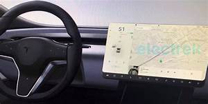 Tesla Model S/X refresh back in the spotlight as hacker finds updated interior with selfie ...