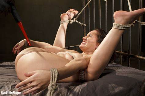 Extreme Kitty Can Most Sizzling Smothering Erotic Rope