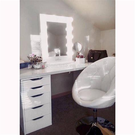 coiffeuse avec miroir lumineux miroir coiffeuse miroir coiffeuse led apsip avec professional studio makeup mirror with led