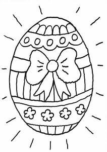 Oeuf Paques Dessin : coloriage imprimer oeuf de p ques g ant ~ Melissatoandfro.com Idées de Décoration