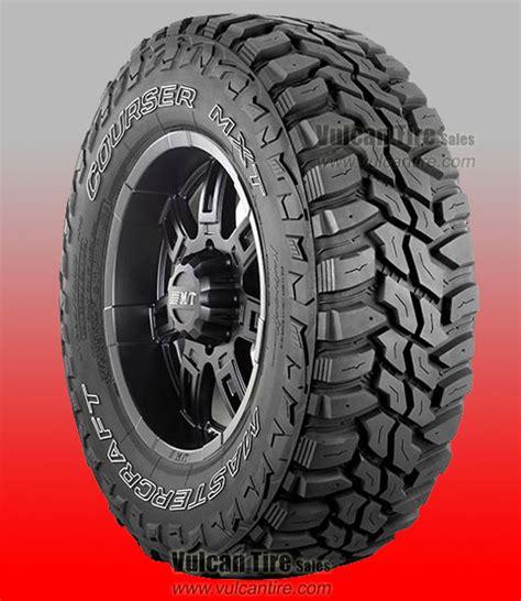 mastercraft courser mxt  sizes tires  sale