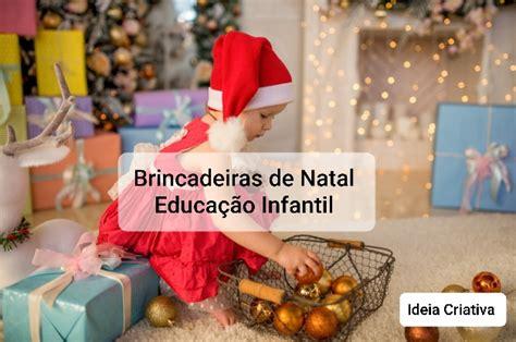 Temos certeza de que a música vai criar magia antes das festas. Jogos e Brincadeiras de Natal para Educação Infantil