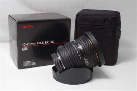 Sigma 10-20mm F3.5 Vs F4.0-5.6 Review