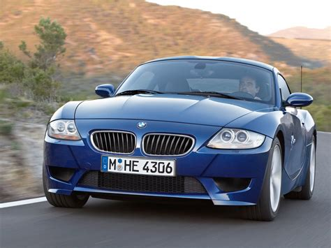 2006 Bmw Z4 M Coupe Supercarsnet