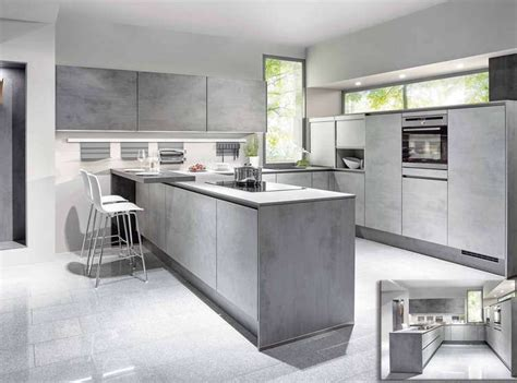 german concrete kitchens  yorkshire design  today