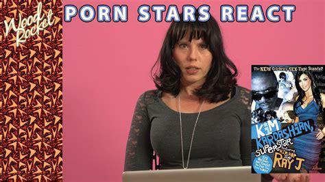 Porn Stars Watch The Kim Kardashian Sex Tape Youtube