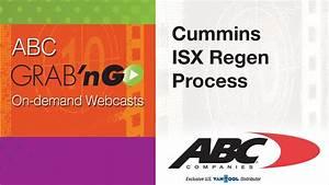 Gg028 Grab U0026 39 Ngo  Cummins Isx Regen Process