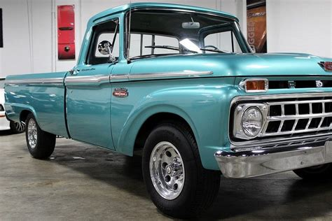 1965 Ford F100   GR Auto Gallery