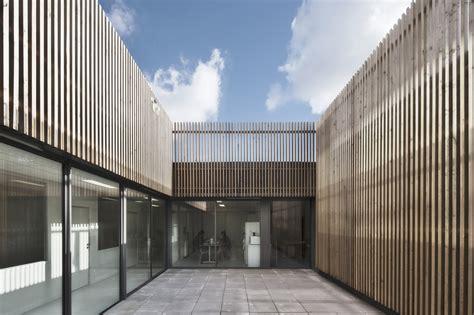Saint Denis Archives Building  Antonini + Darmon