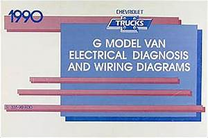 1990 Chevy G Van Wiring Diagram Manual G10 G20 G30