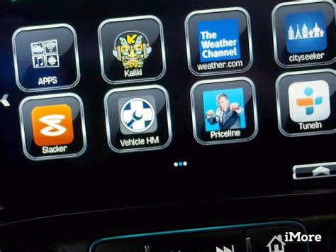 Chevy's Appshop Skips The Smartphone For Invehicle Apps