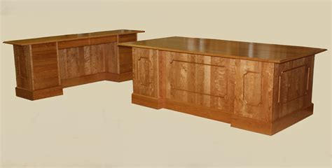 custom office desk furniture ac cherry solid wood office desk set executive part 11