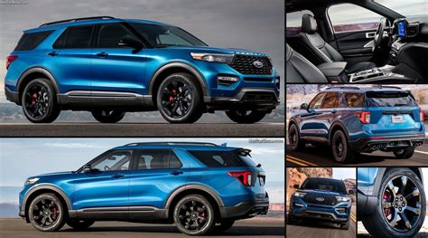 2020 Ford Explorer St by Ford Explorer St 2020 Pictures Information Specs