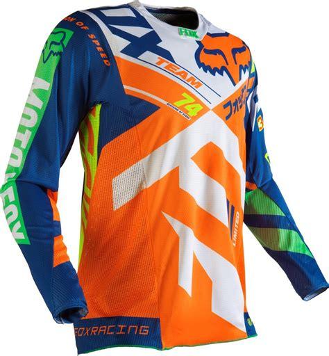 wholesale motocross gear 59 95 fox racing mens 360 divizion jersey 235455