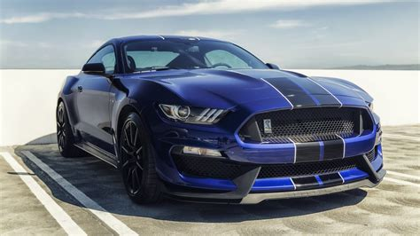 2018 Ford Mustang Shelby Wallpaper ·①