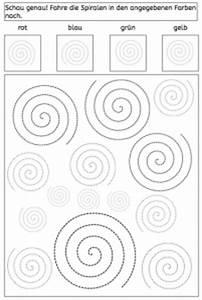 Buch Selber Binden Spirale : spiralen nachfahren und unterscheiden ~ Frokenaadalensverden.com Haus und Dekorationen