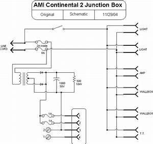 Ami Junction Boxes