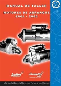 Manual De Arranques Pdf Indiel Varios  U2013 Diagramasde Com