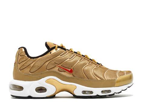 """Wmns Air Max Plus Qs """"metallic Gold""""  Nike  887092 700"""