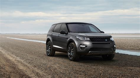 2017 Land Rover Discovery Sport 4k Wallpaper