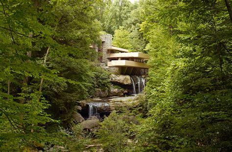 Fallingwater Frank Lloyd Wright Pennsylvania Twistedsifter