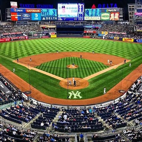 yankee stadium  seating chart event schedule