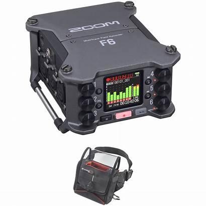 F6 Zoom Track Recorder Field Input Kit