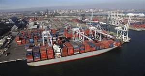 US ports are on the front line of Trump's trade war – and ...