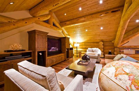 interior design for log homes highland lodges loch ness scotland united kingdom