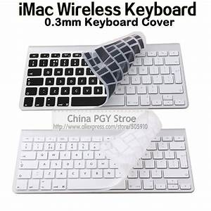 Silicone Keyboard Cover For Apple Wireless Keyboard Uk  Eu
