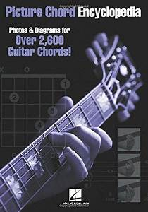 Picture Chord Encyclopedia Photos Diagrams For Over 2 600 Guitar Chords