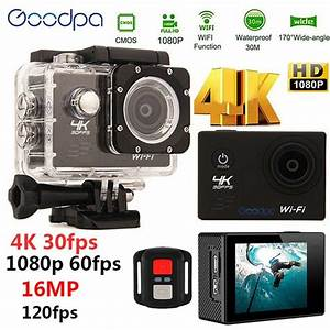 Sport Action Camera 4k Ultra Hd Manual