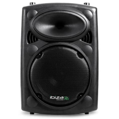 ibiza sound port8vhf n sistema portable con bater 237 a djmania