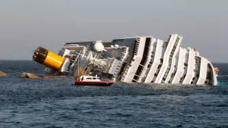 sinking cruise ship raises safety questions abc news