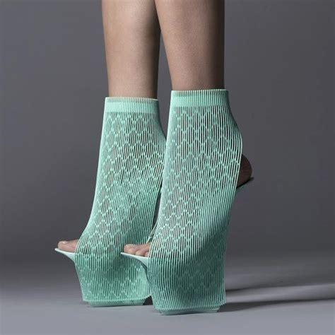 printed shoes  milan design week  printing industry
