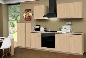 Küche 300 Cm : k chenzeile einbauk che ohne elektroger te k che ohne ~ A.2002-acura-tl-radio.info Haus und Dekorationen