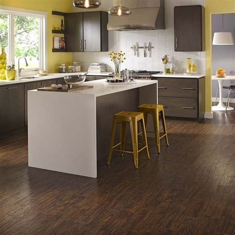 Shop Pergo MAX 5.23 in W x 3.93 ft L Manor Hickory