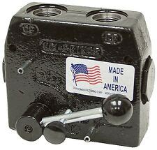 prince hydraulic compensated flow control     port  gpm adjustable