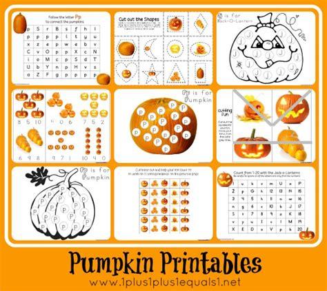 pumpkin printables part 2 1 1 1 1 295 | Pumpkin Printables